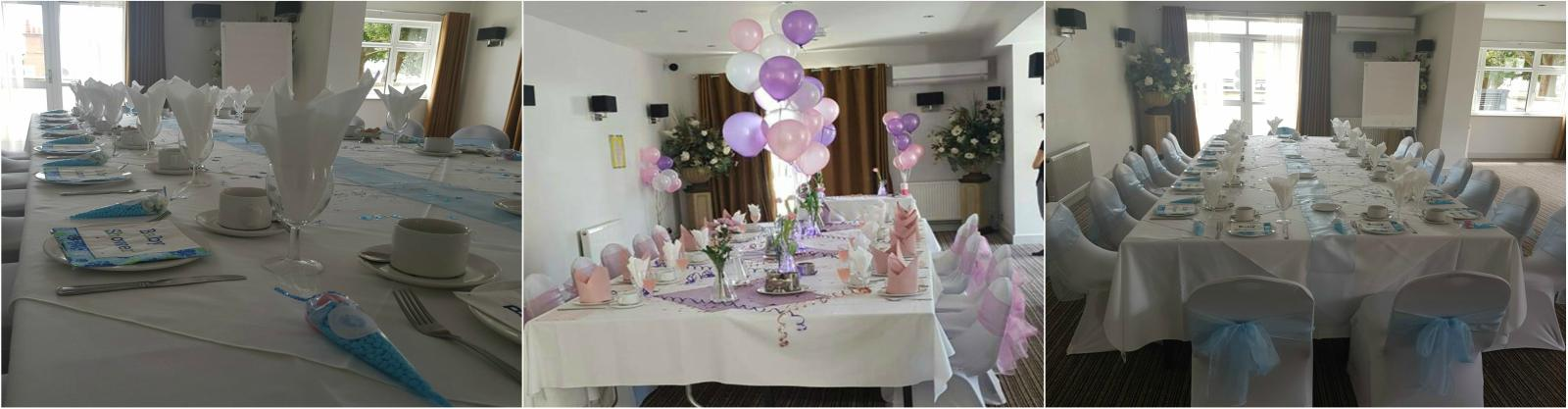 Baby Shower Bournemouth  & Baby Gender Reveal Bournemouth