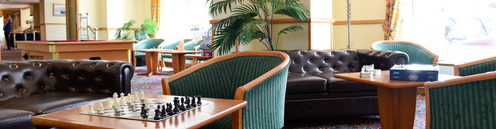Bar Bournemouth, Games Area Bournemouth Hotel