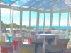 Rainbow Colour Wedding Riviera Hotel Bournemouth