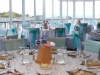 Riviera Hotel Bournemouth Wedding Venue Tables