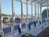 Top table Riviera Hotel Bournemouth Wedding Venue