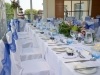 Wedding Dining Room Functions Riviera Hotel Bournemouth Wedding Venue