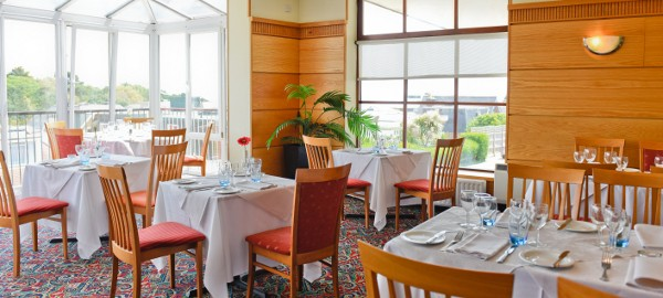 Riviera Hotel Bournemouth Private Dining Restaurant