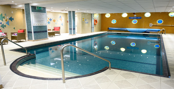 Leisure club bournemouth riviera hotel bournemouth - Bournemouth hotels with swimming pools ...