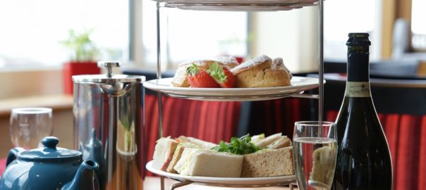 afternoon tea bournemouth