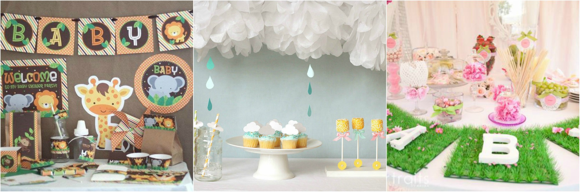 Baby Showers Bournemouth ~ Planning the perfect baby shower at a hotel riviera