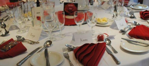 Masonic Banquet Bournemouth