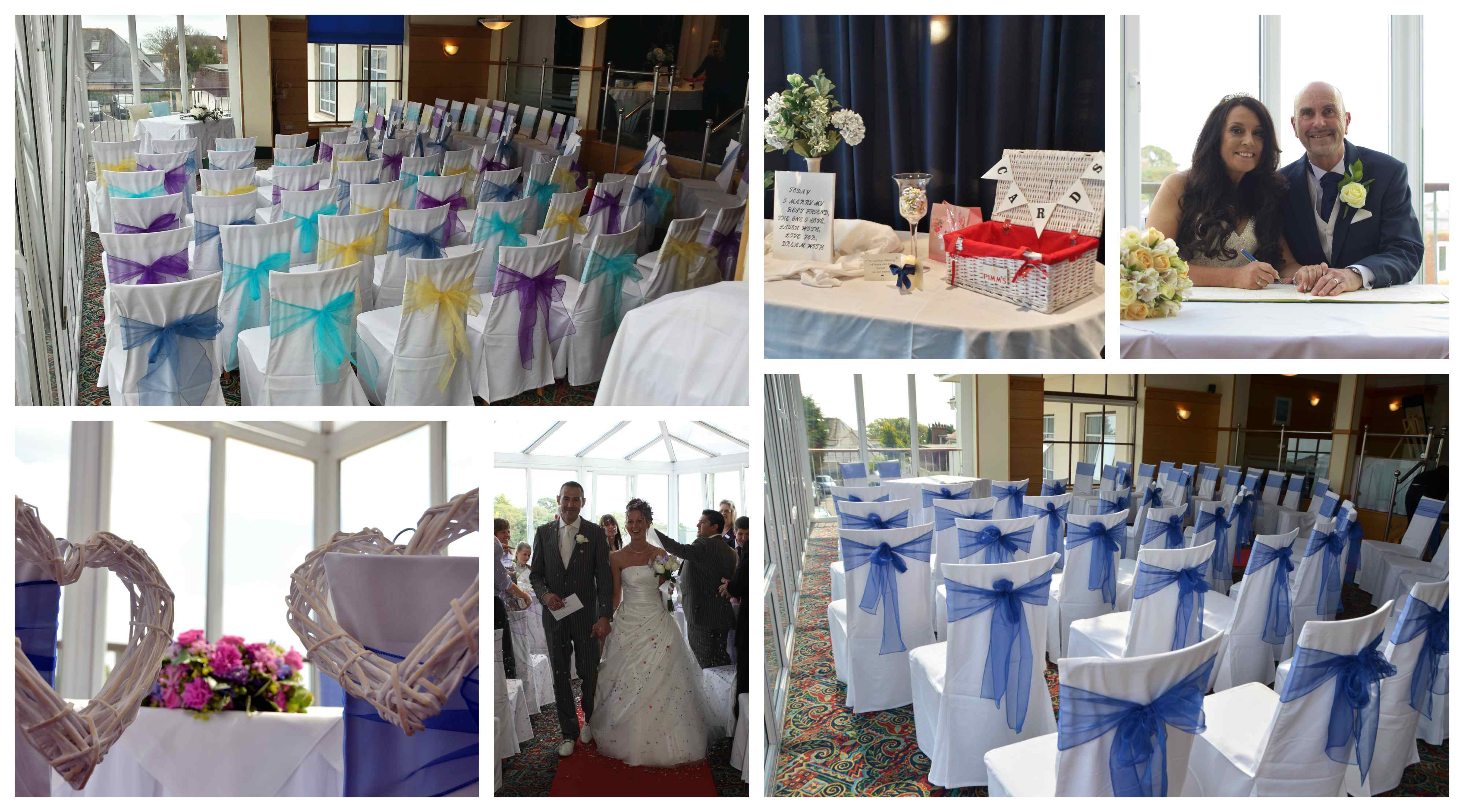 weddings in bournemouth, weddings in poole