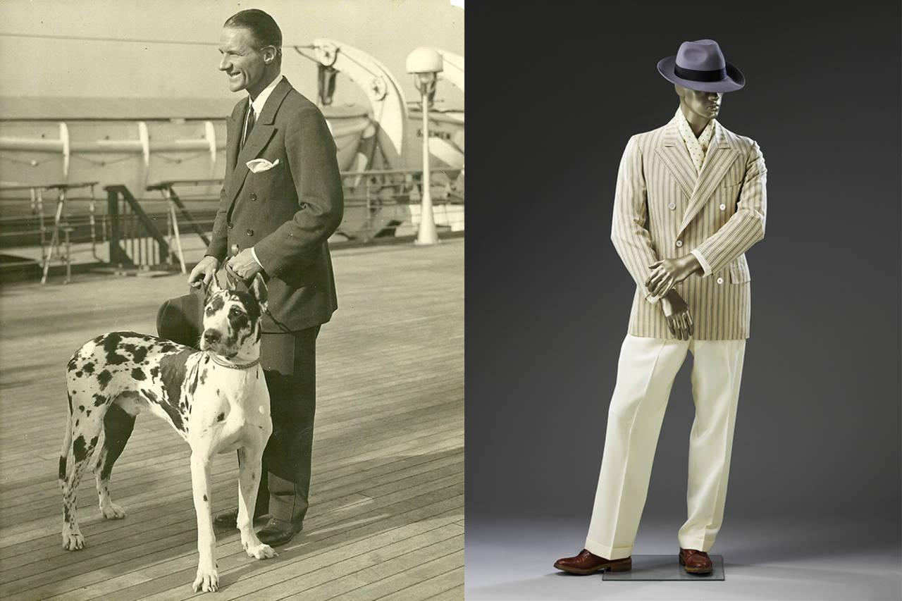 Ocean Liner Fashion