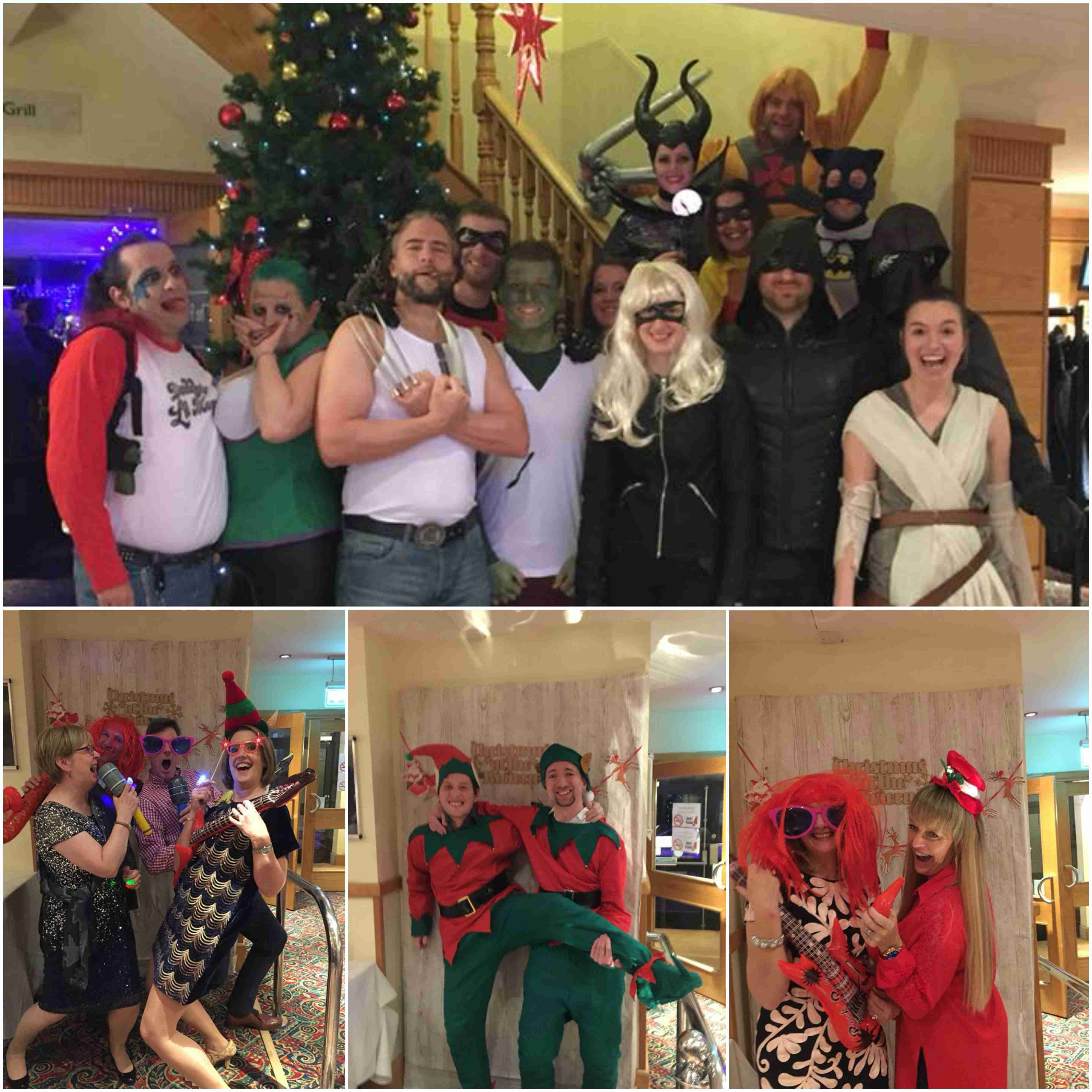 Christmas Party Riviera Hotel Bournemouth